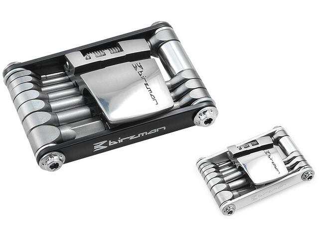 Birzman Feexman Series Multi-Tool 15 Function silber